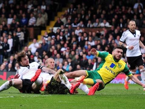 More heartbreak for Norwich as Hugo Rodallega gives Fulham a Premier League lifeline