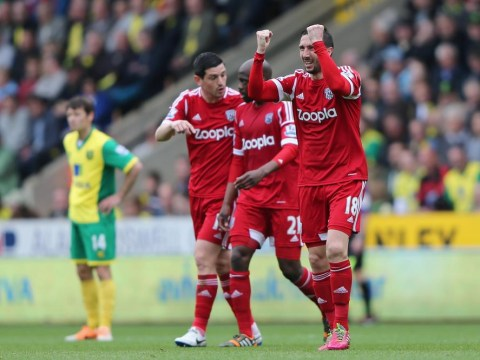 Too easy for West Brom as Norwich's home form goes 'pop' in Carrow Road horror show