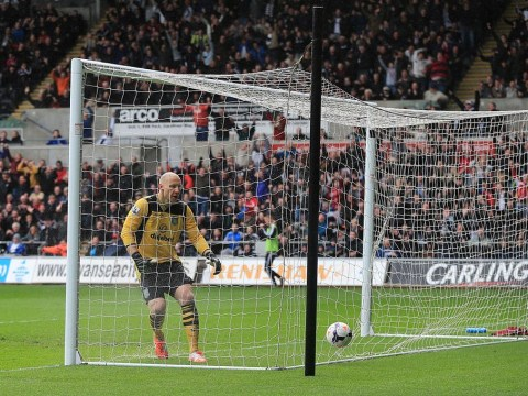 And relax! Brilliant Jonjo Shelvey ensures Premier League safety for Swansea City