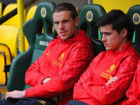 Jordan Henderson's absence has been a big loss for Liverpool