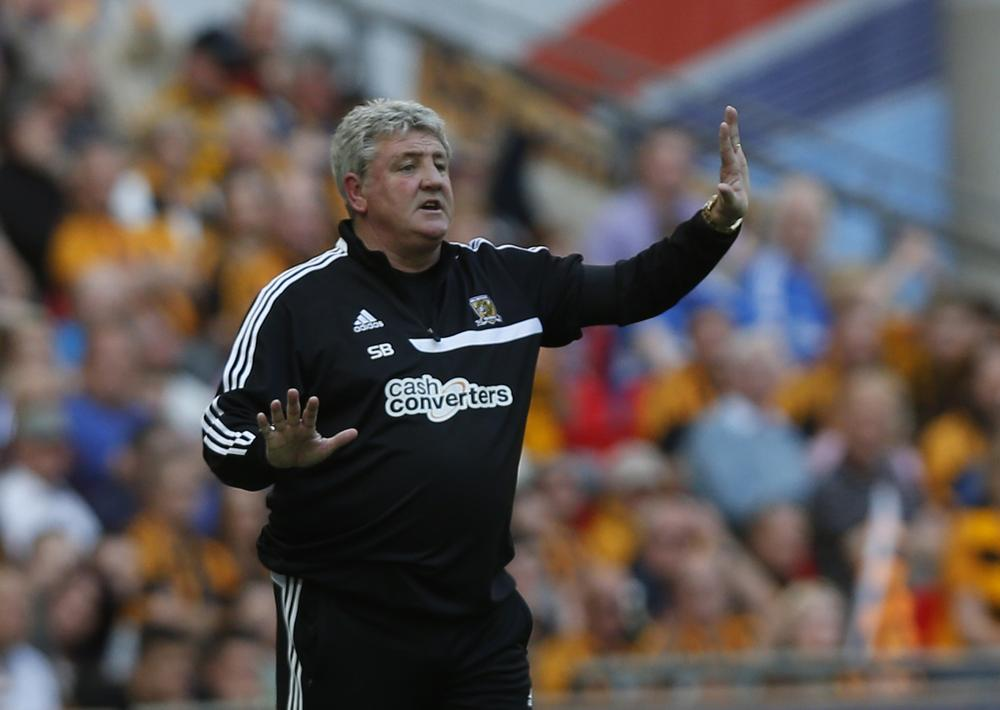 Why Hull City's Steve Bruce must already have one eye the transfer window