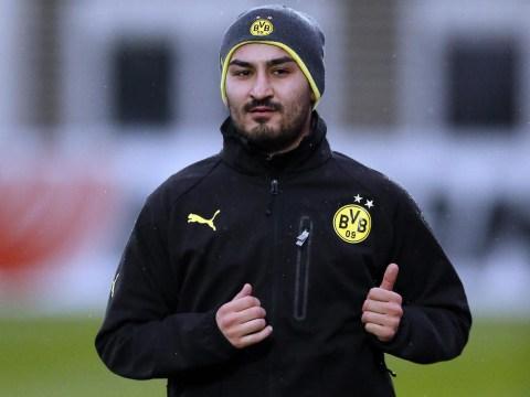 Manchester United dealt blow as Ilkay Gundogan signs new Borussia Dortmund deal