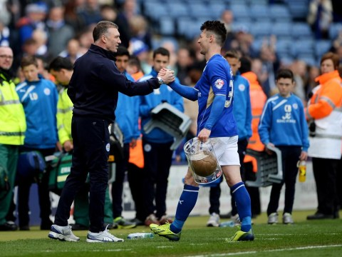 Should Leicester City fans be allowed to run on the pitch to celebrate winning the league?