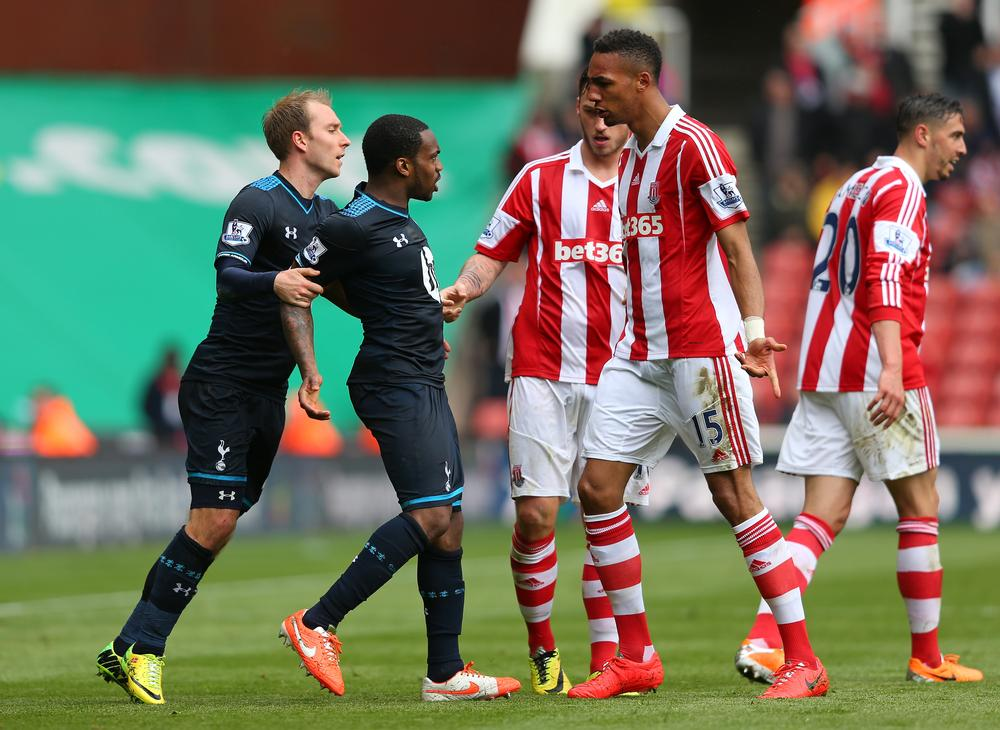 Why referee Andre Marriner was the only difference between Stoke and Spurs
