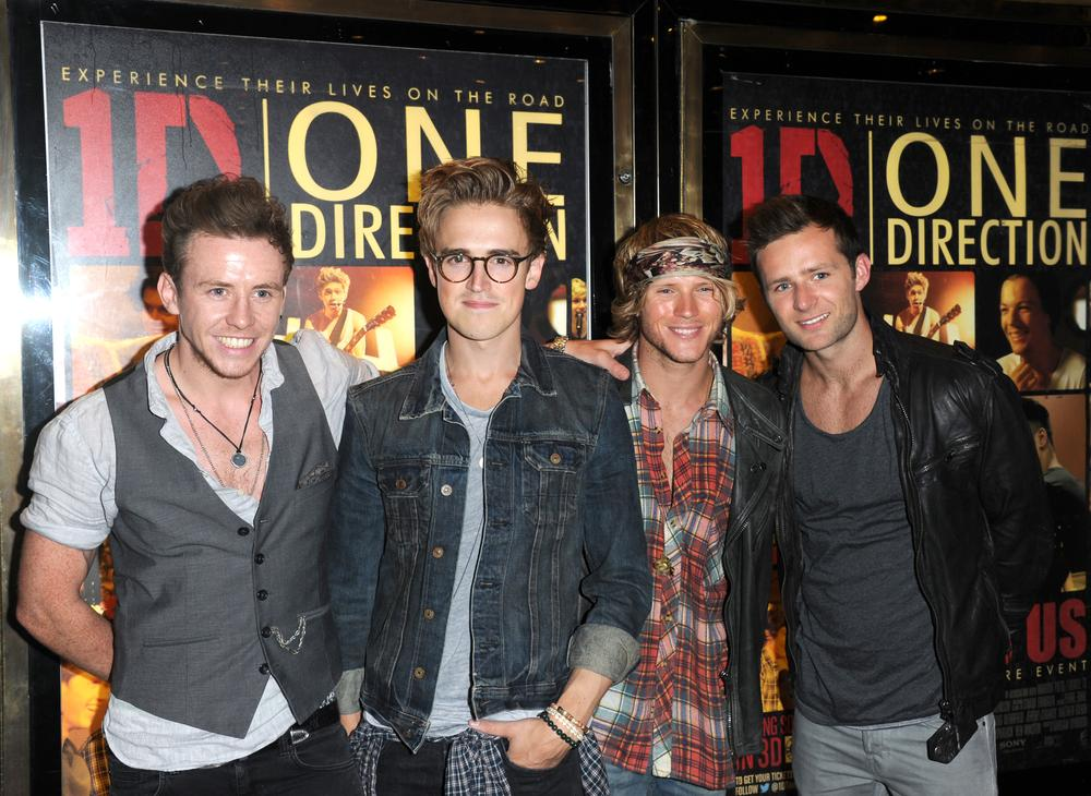 Harry Judd says McFly were on the verge of releasing an album before McBusted happened