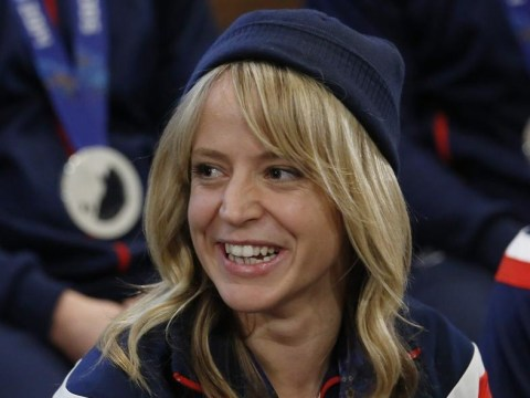 Jenny Jones: I don't know anything about dog toys but I'd give curling a try