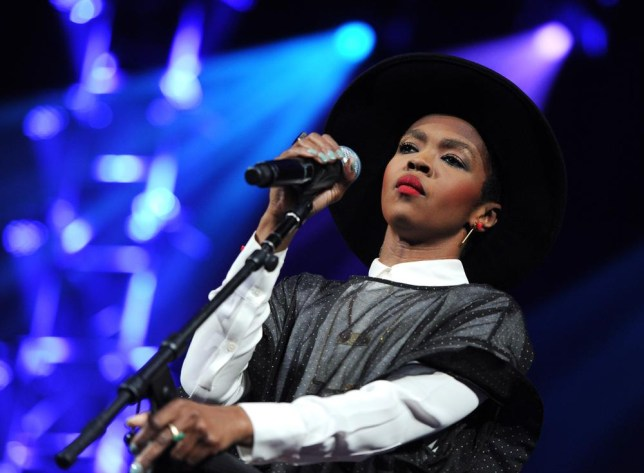 Lauryn Hill gig 2014: The Fugees star announces one-off show