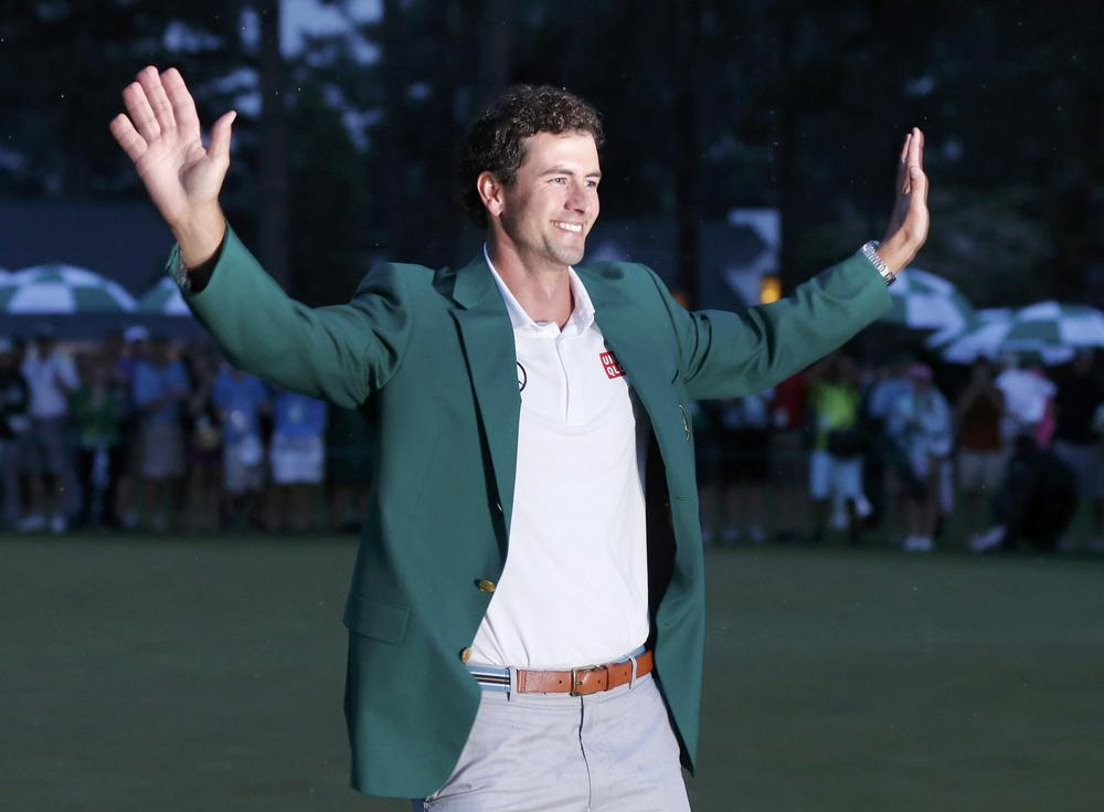 Masters 2014: Top ten facts about golf's legendary spring major