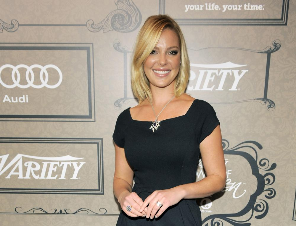 Katherine Heigl admits she had to have 'therapy' after Grey's Anatomy Emmy drama