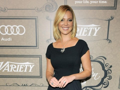 Katherine Heigl admits she had to have 'therapy' after Grey's Anatomy Emmy drama