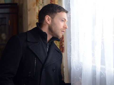 Deano's back! New spoiler pictures of Dean Wicks' EastEnders return – but why is he avoiding the Carters?