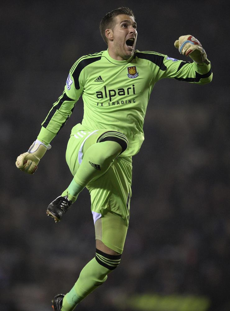 Why Adrian could be West Ham's No.1 for years to come