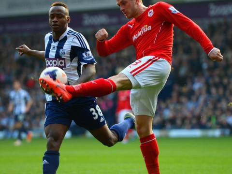 Saido Berahino 'injured in dressing-room brawl' following West Brom's draw with Cardiff