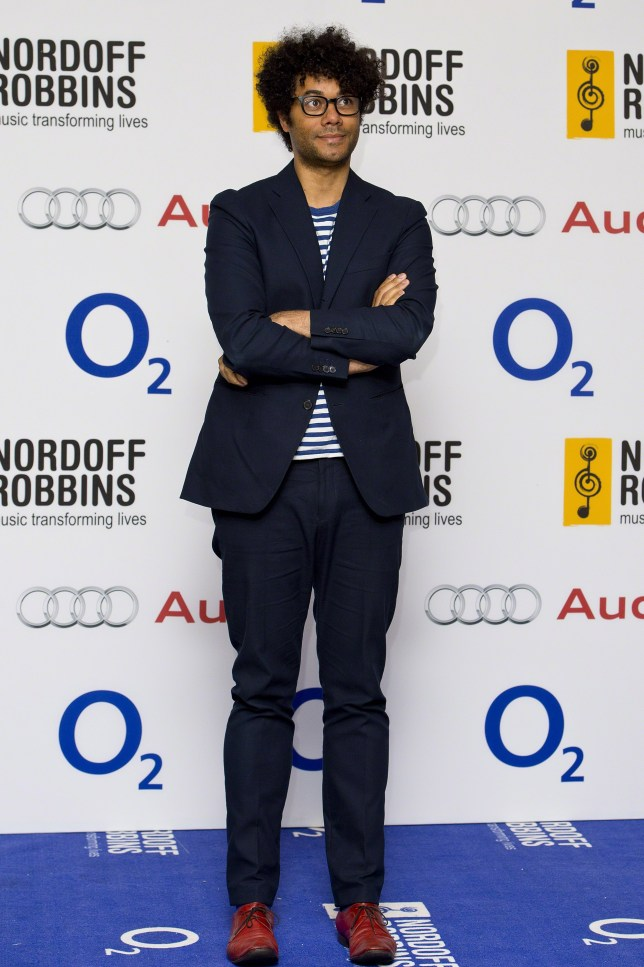 Richard Ayoade is back in the director's chair for The Double (Picture: Getty)