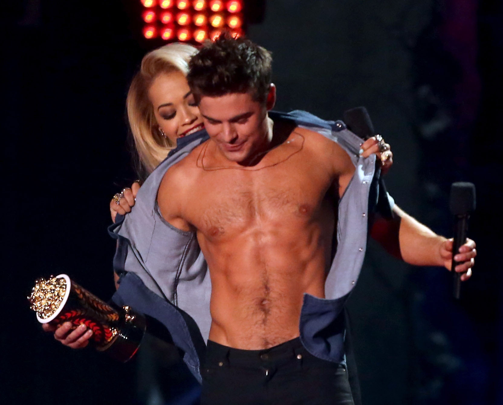 MTV Movie Awards 2014: Who won what? The winners in full