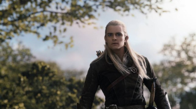Orlando Bloom in The Hobbit (Picture: Warner Bros. Pictures)