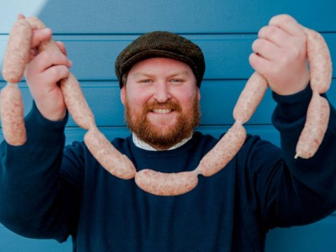 How to make home-made sausages by charcutier Illtud Llyr Dunsford