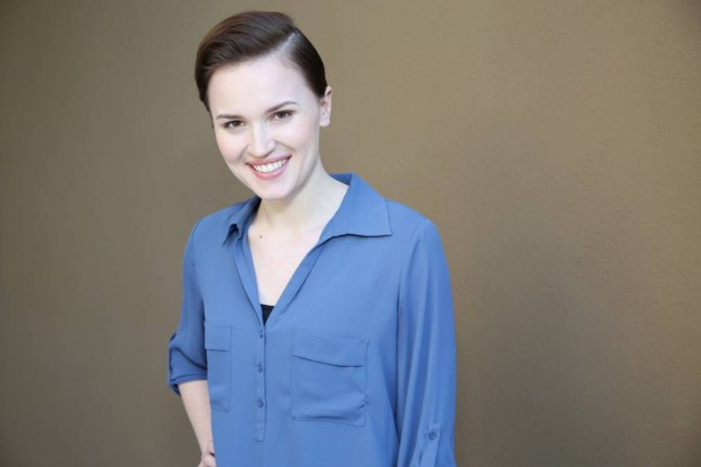 Veronica Roth wanted to write about strong women (Picture: Invision/AP)