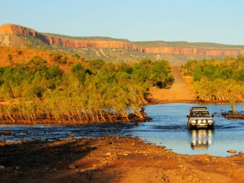 Travel to Australia for an adventure taking in the Nullarbor and outback Queensland