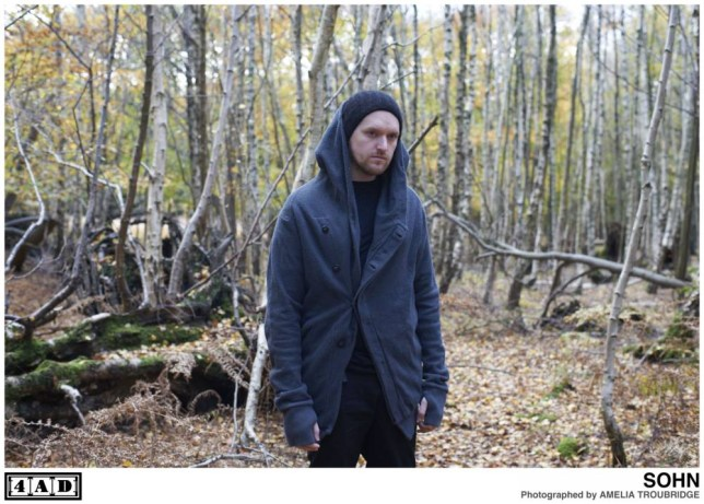 Something of the night: Sohn turned nocturnal to work on Tremors (Picture: Amelia Troubridge)