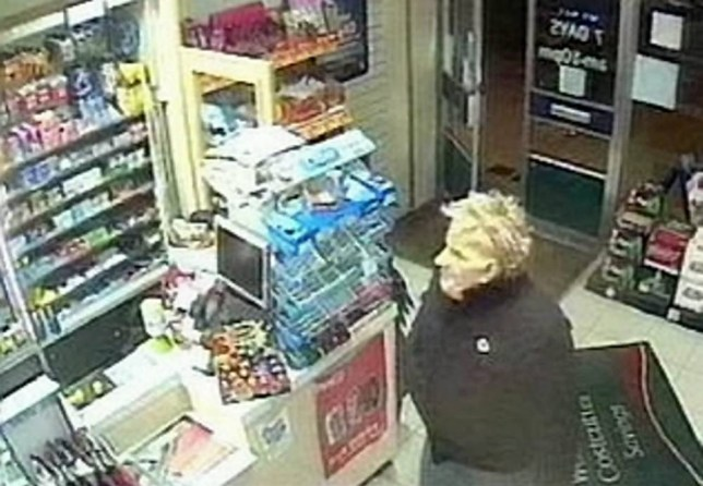 Maldon: Armed robber in Rod Stewart mask scares Costcutters cashier