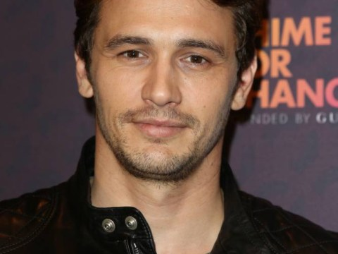 Awkward! James Franco rejected by 17-year-old fan