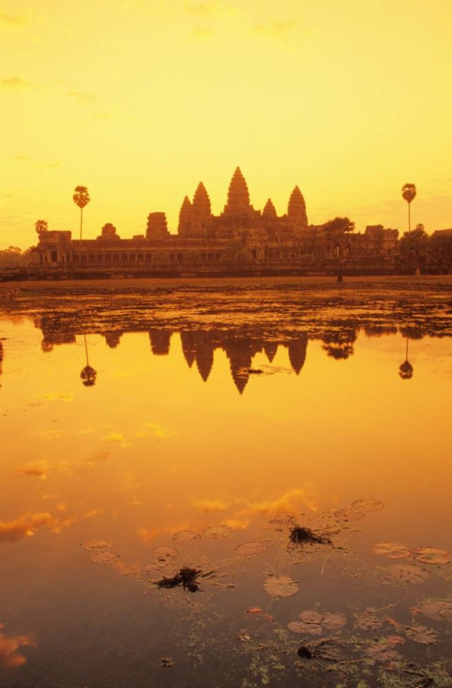 Angkor Wat, Cambodia (Picture: Alamy)