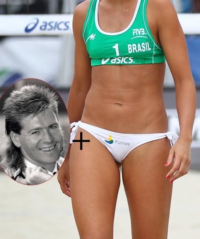 bikini icture Brazilian wax