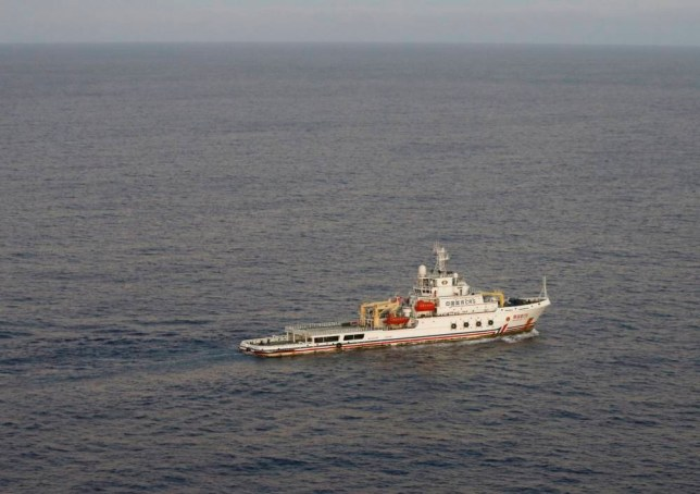 MH370: Pulse signal found in search for missing Malaysia Airlines plane