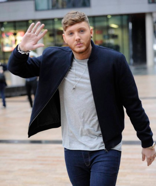 22 October 2013 - MANCHESTER - UKnnJAMES ARTHUR SEEN SIGNING AUTOGRAPHS AND POSING FOR PICTURES WITH FANS AS HE LEAVES THE BBC BREAKFAST STUDIO'S IN MANCHESTER THIS MORNINGnnBYLINE MUST READ : XPOSUREPHOTOS.COMnn***UK CLIENTS - PICTURES CONTAINING CHILDREN PLEASE PIXELATE FACE PRIOR TO PUBLICATION ***nn**UK AND USA CLIENTS MUST CALL PRIOR TO TV OR ONLINE USAGE PLEASE TELEPHONE  44 (0) 208 370 0291 or 1 310 600 4723