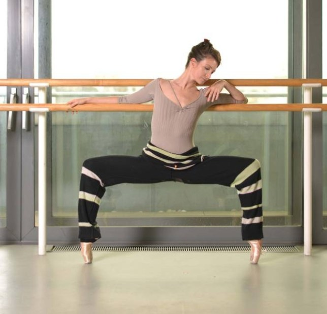 Lauren Cuthbertson photographed exclusively for Metro at the Royal Opera House in Covent Garden (Picture: Daniel Lynch)