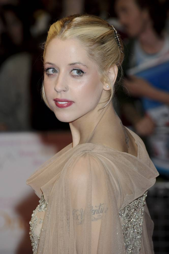 Peaches Geldof's Instagram account is shut down 'after family request'