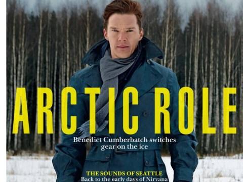 Benedict Cumbersnatch: Sherlock star inadvertently sparks crime wave on British Airways flights