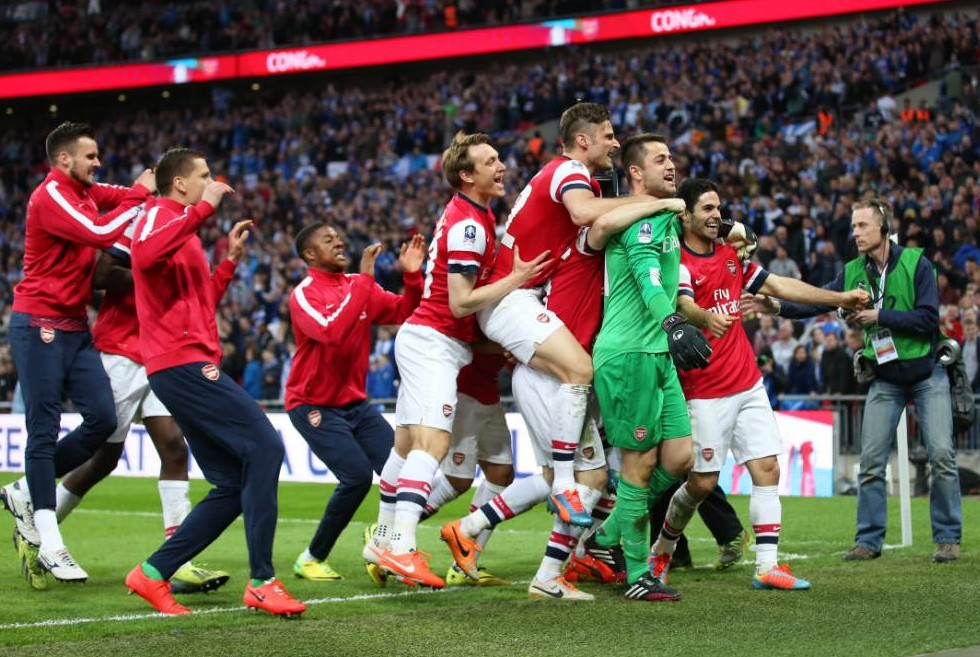 Roy Keane lays into Arsenal over FA Cup semi-final celebrations