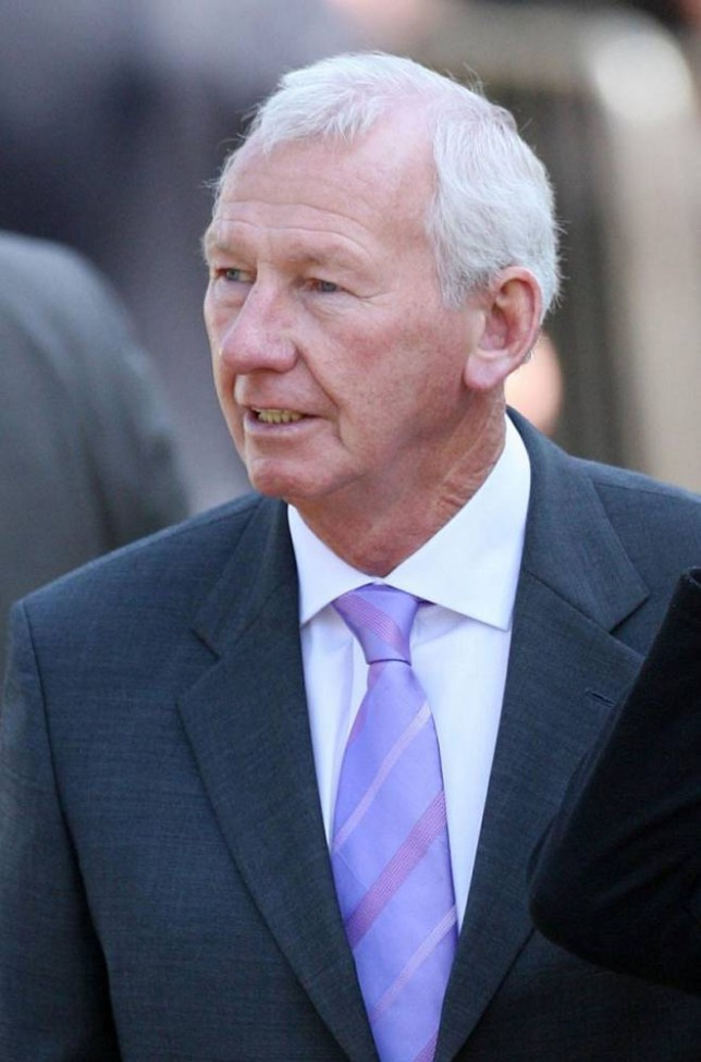 File photo dated 03/05/07 of Bob Wilson arriving for the funeral of Alan Ball as the former goalkeeper and veteran broadcaster Bob Wilson is to undergo treatment for prostate cancer.  PRESS ASSOCIATION Photo. Issue date: Sunday April 13, 2014. The 72-year-old, who played for Arsenal in the 1960s and 70s and was capped by Scotland, has cancelled forthcoming work and charity commitments in the near future, including those for the Willow Foundation that he founded with his wife Megs. The pundit, who retired from playing in 1974 but took up a coaching role with Arsenal for several years, was at Wembley for today's FA Cup semi-final between the Gunners and Wigan Athletic. He is planning to return to public life as soon as possible, he said. See PA story HEALTH Wilson. Photo credit should read: Gareth Fuller/PA Wire