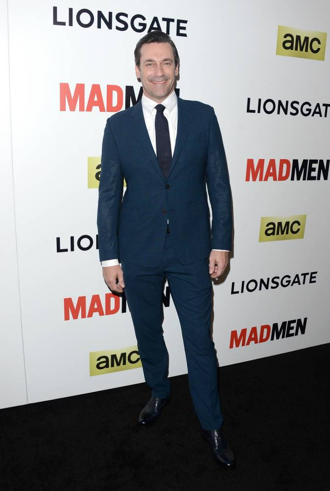 Jon Hamm: When Mad Men ends, there will be tears, fist fights and hair-pulling