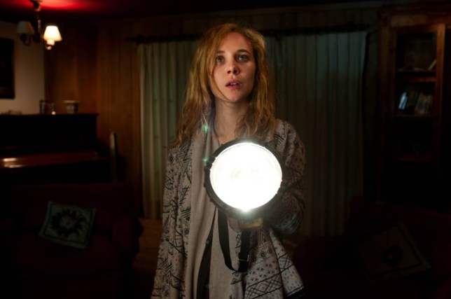 Juno Temple is filled with  white-faced panic in Magic Magic (Picture: supplied)