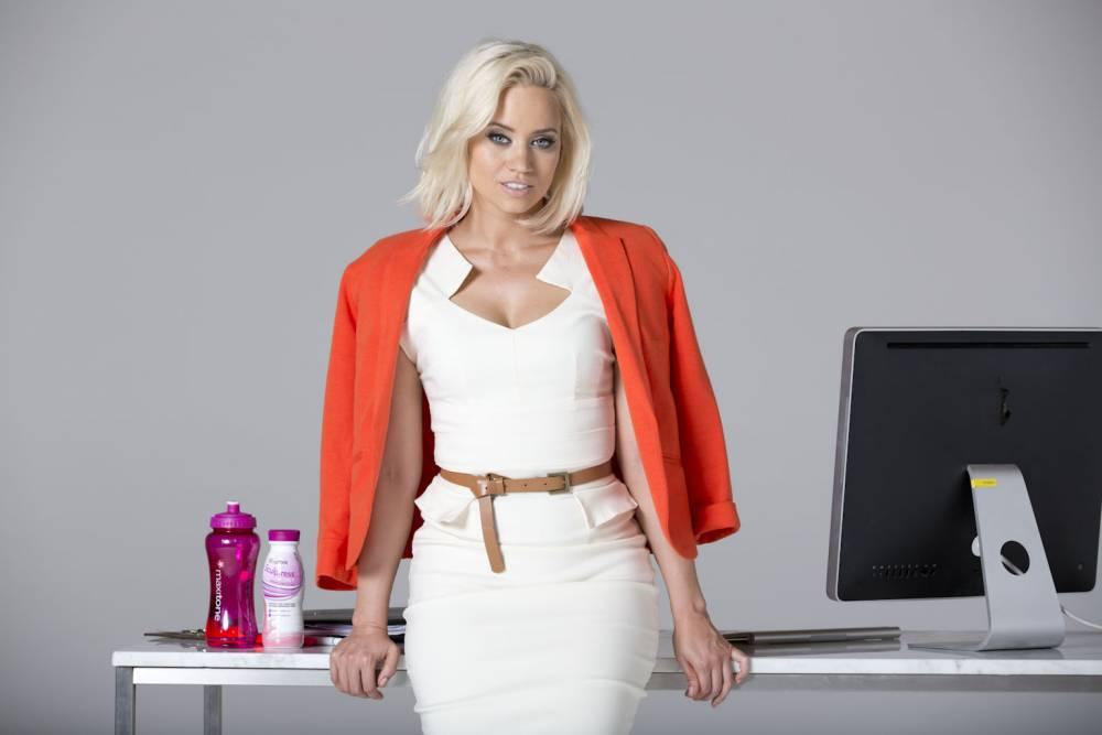 Kimberly Wyatt: My diet diary