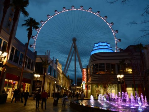 Travel news: The Las Vegas High Roller – it's like the London Eye but bigger