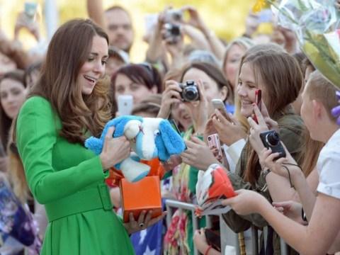 William praises Oz as a magnet for success