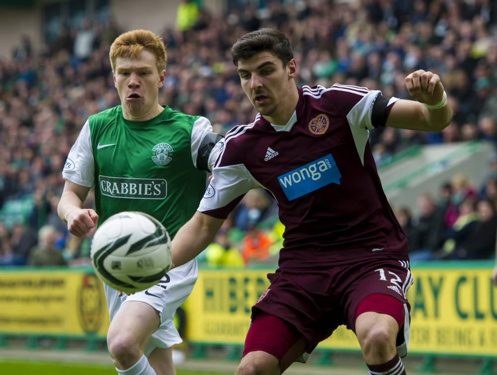Hibernian could be playing Hearts and Rangers next season if poor form continues