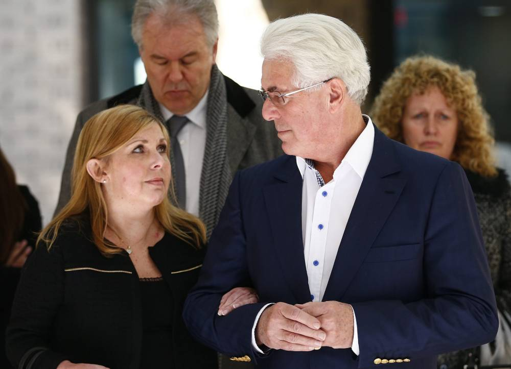 Victims' joy as Max Clifford found guilty: Publicist assaulted girls as young as 15
