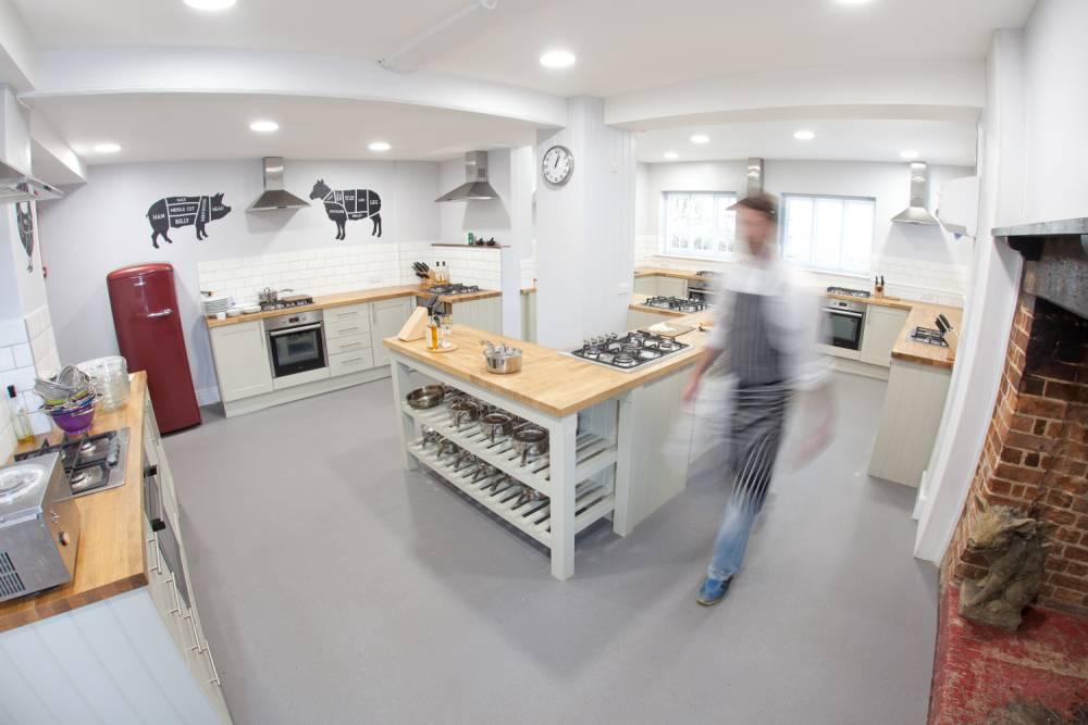 Travel news: Seasonal kitchen skills taught at Surrey's Abinger Cookery School