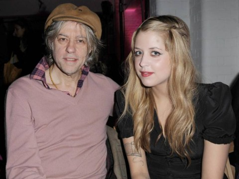 Bob Geldof was 'extremely angry' with daughter Peaches after her death