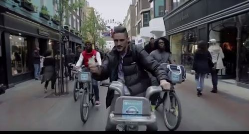 This Boris bike rap parody is one of the best things you will see on the web. Apparently.