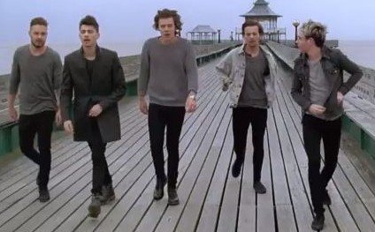 One Direction fans react totally reasonably to new You & I video (JK – they went nuts)