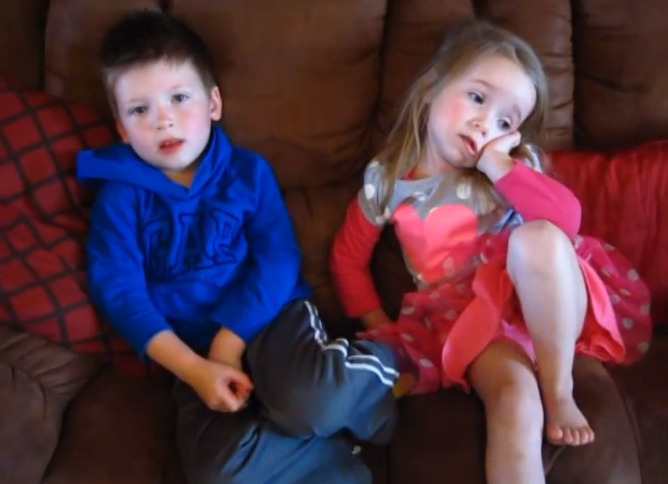 This girl is refusing to turn four, and we kind of understand her