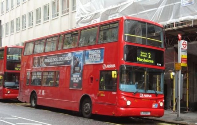 London buses to go cash-free from July 6 2014