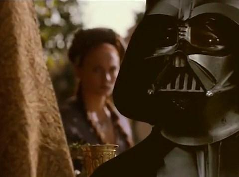 Game Of Thrones' Purple Wedding gets a hilarious Star Wars twist featuring Darth Vader
