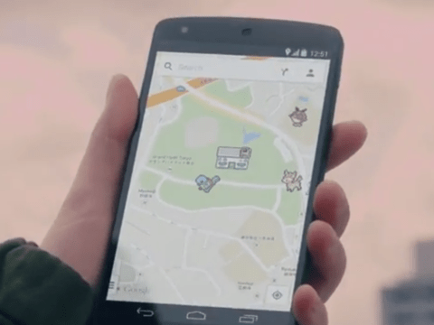Become a Pokémon master on Google Maps as new function is 'unveiled'